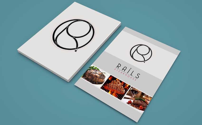 ras logo design